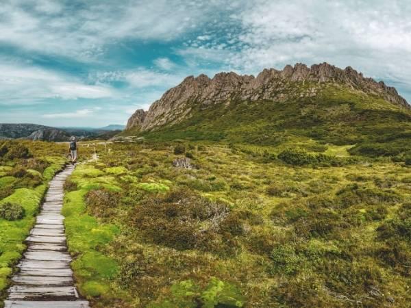 Tasmania Hiking Australia