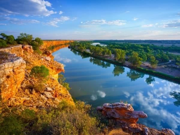 River South Australia Hiking