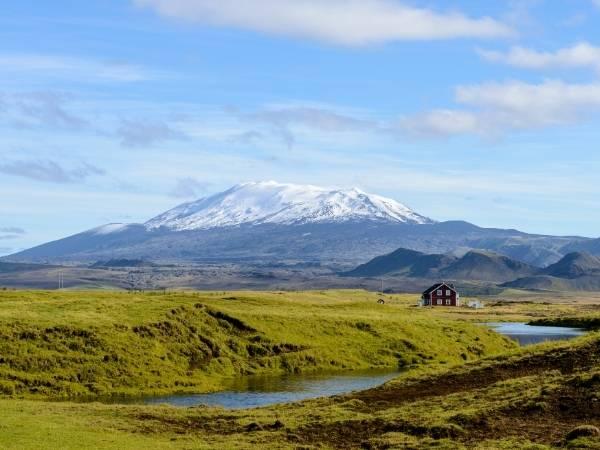 Hekla Volcano Iceland - Landmannalaugar Hikes in Iceland