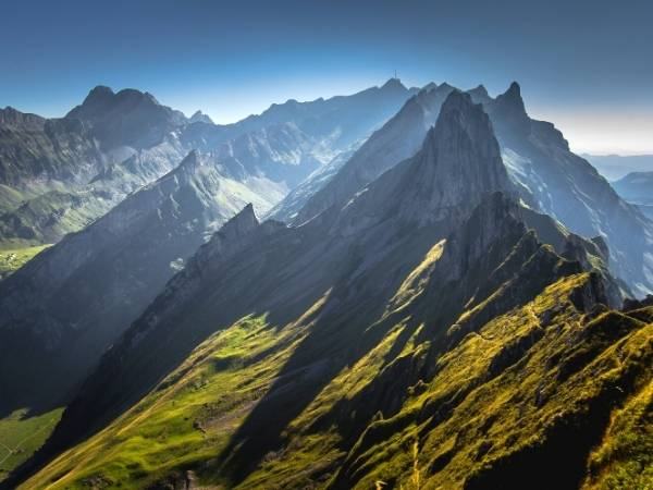 Appenzell's amazing hike