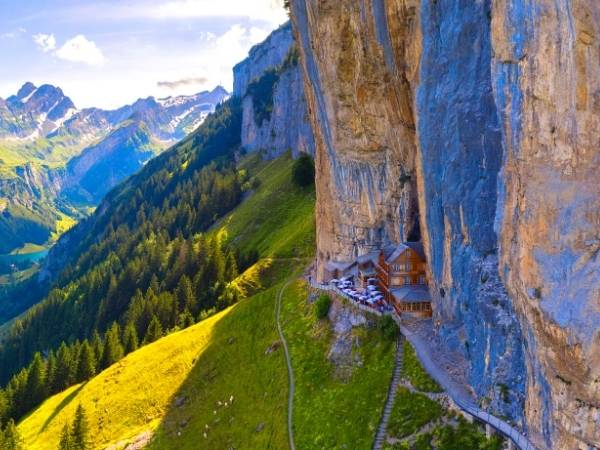 Appenzell's incredible hike