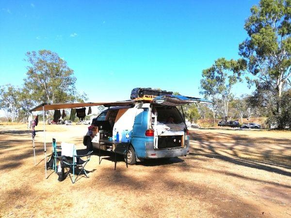 Australia Wild Camping