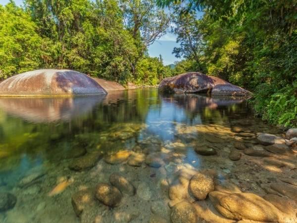 Babinda Boulders - Australia
