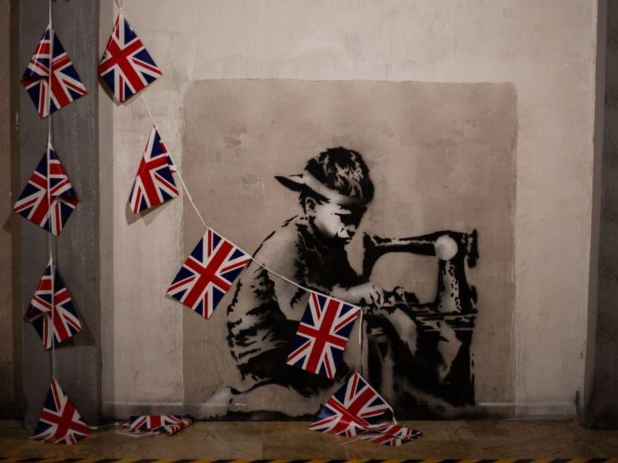 Banksy - Barcelona