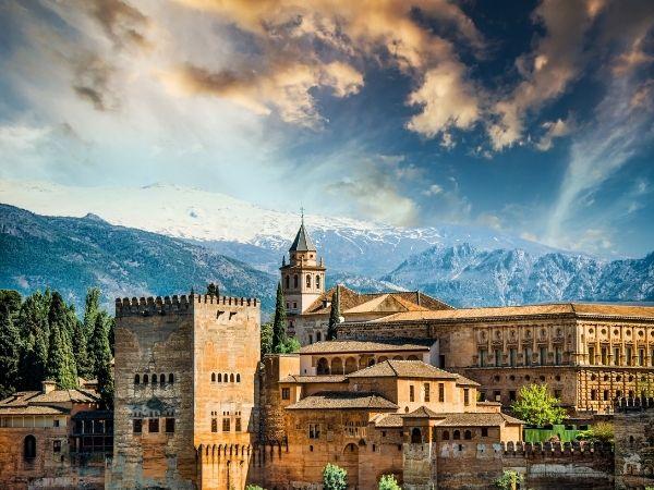 Beas de Granada - Spain hiking