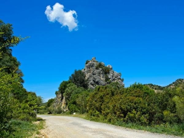 Biketouring spain Via Verde de la Sierra