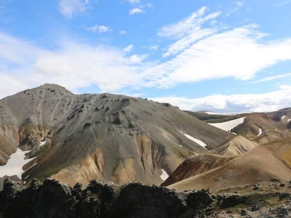 Blahnjukur Iceland