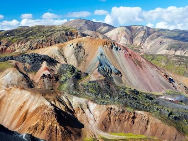 Brennisteinsalda Iceland hiking