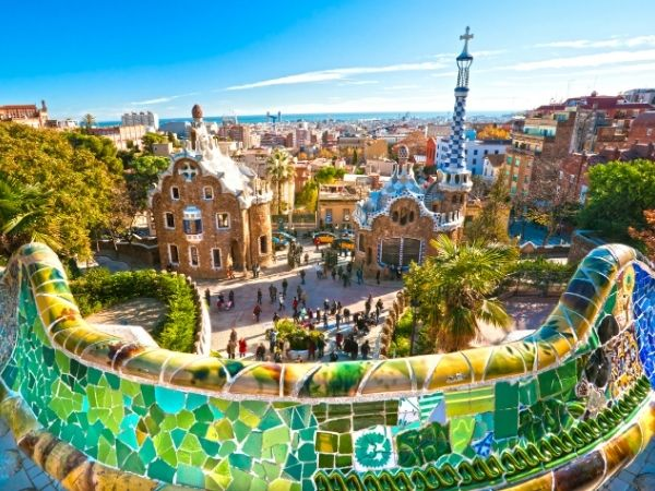 Camí de Ronda - Barcelona Spain Hiking