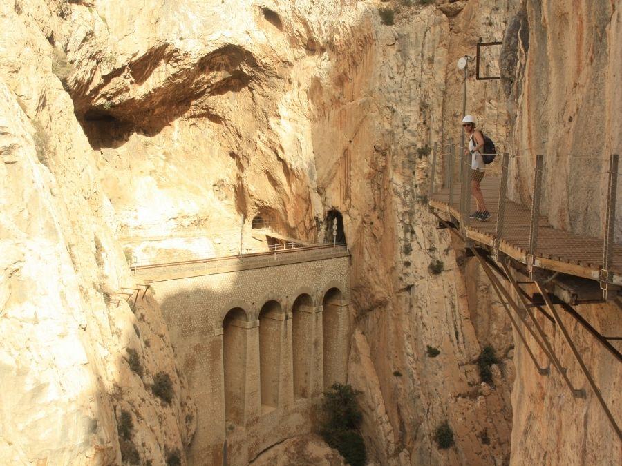 Caminito del rey - Spain hiking