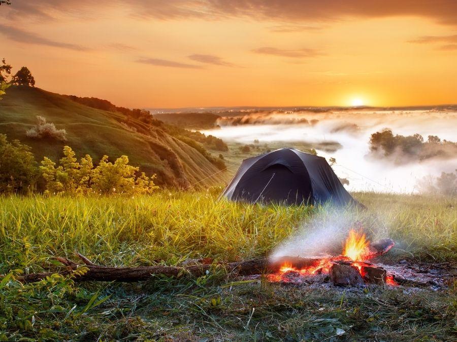 Campfire - Wild Camping