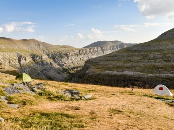 Camping in Spain for Free