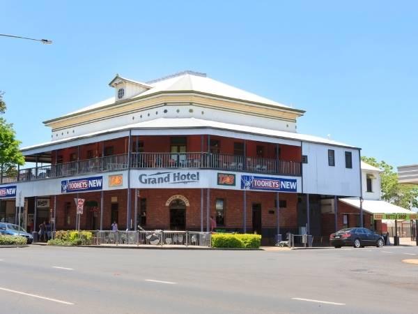 Childers old town Australia