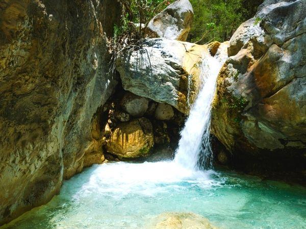Chillar waterfall