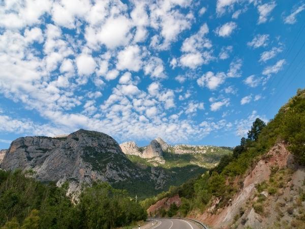 Col de Puymorens - spain biking
