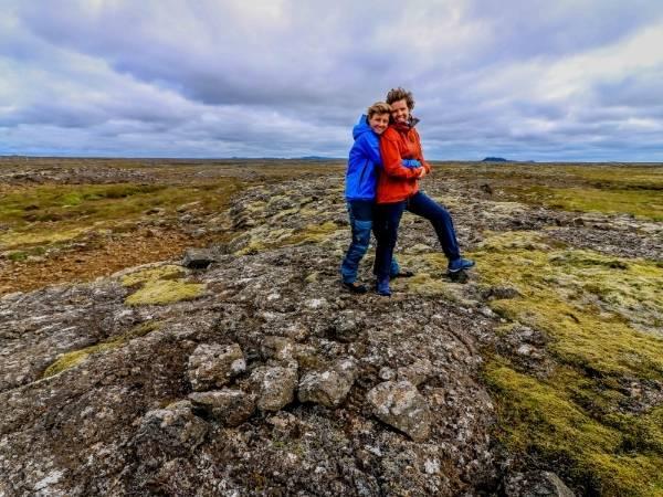 Hikes around Reykjavik