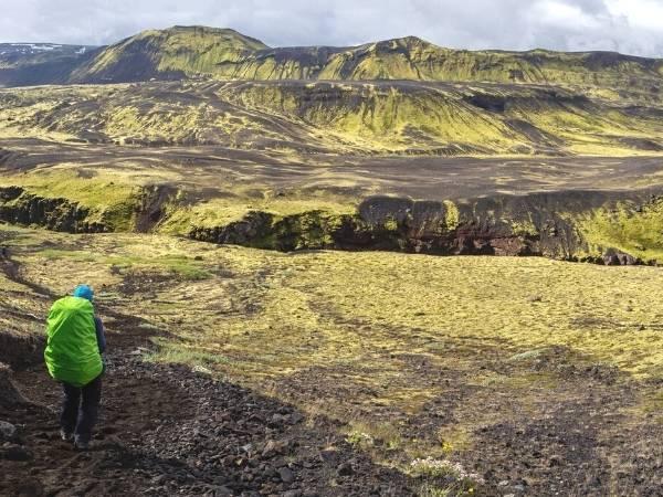 Hiking Laugavegur Trail Iceland