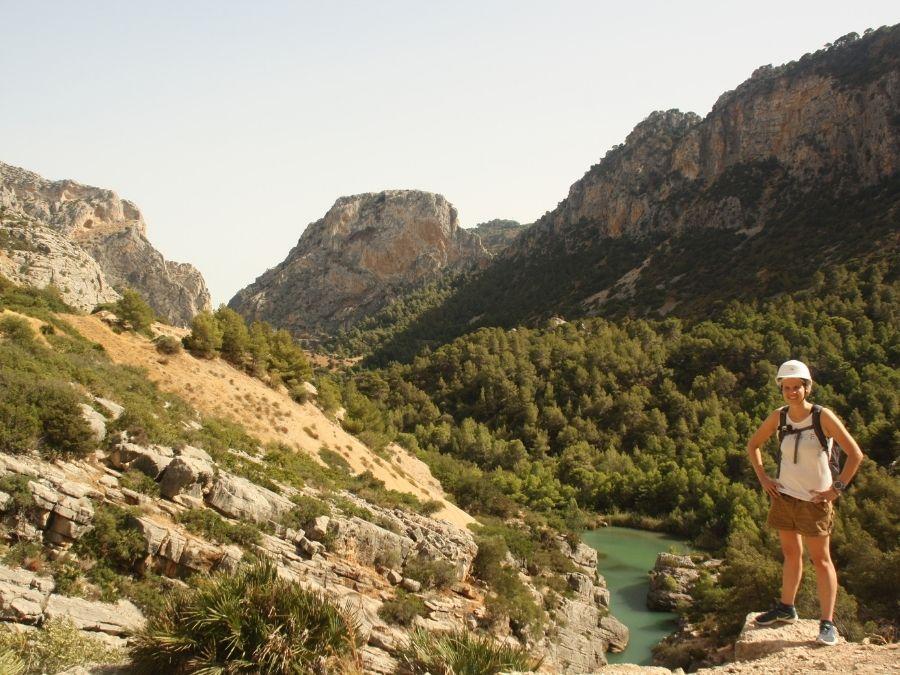Hiking in Spain - Caminito del Rey
