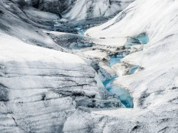 Hofsjökul Glacier - Iceland Hiking