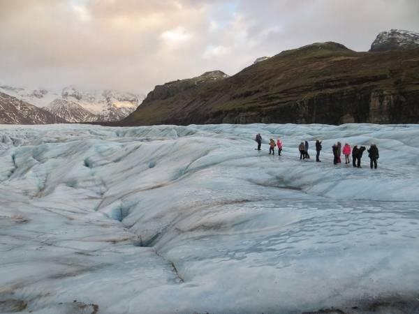 Iceland Glacier hiking guide