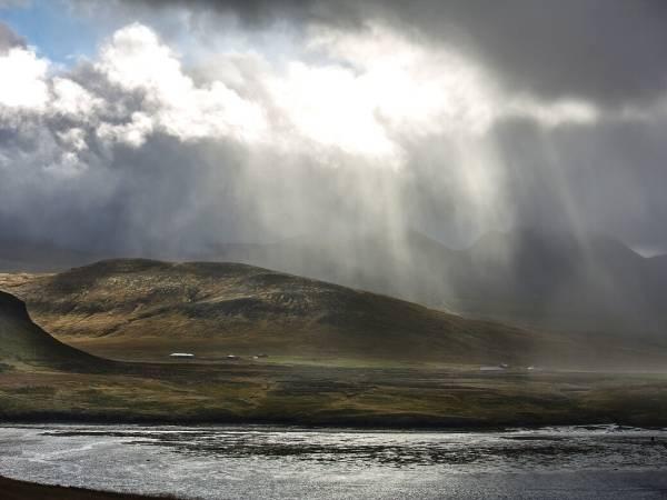 Iceland bad weather
