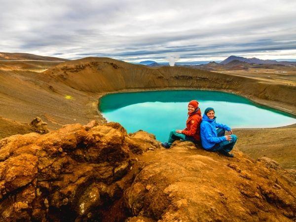 Lake Myvatn - Iceland hikes
