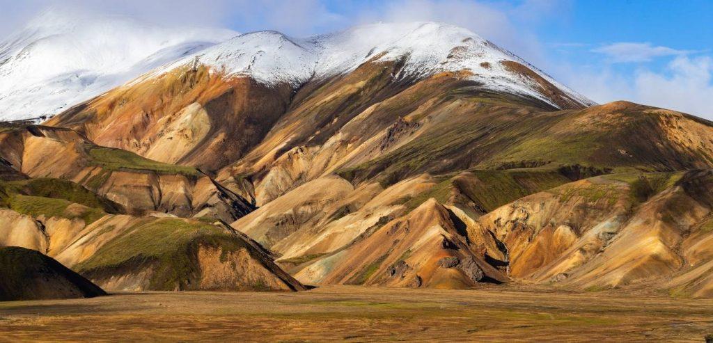 Landmannalaugar hikes in Iceland