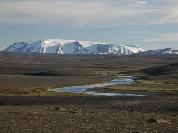 Langjökull Glacier - Iceland Hiking