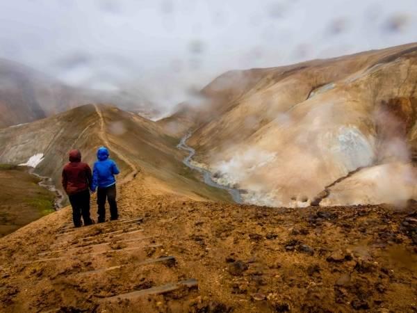 Laugavegur Trail Iceland Hike