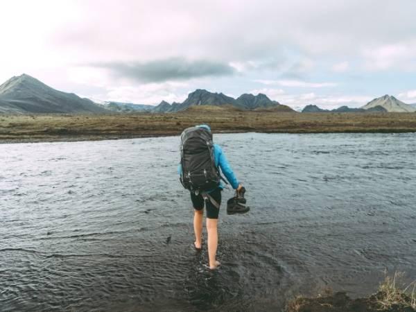 Laugavegur hike Iceland