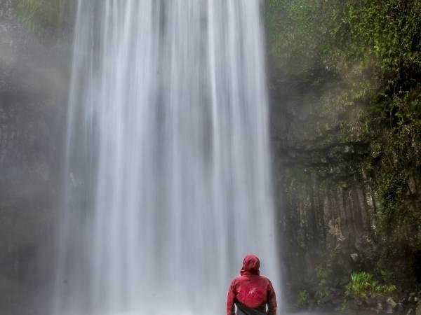 Milla Milla Falls - Australia