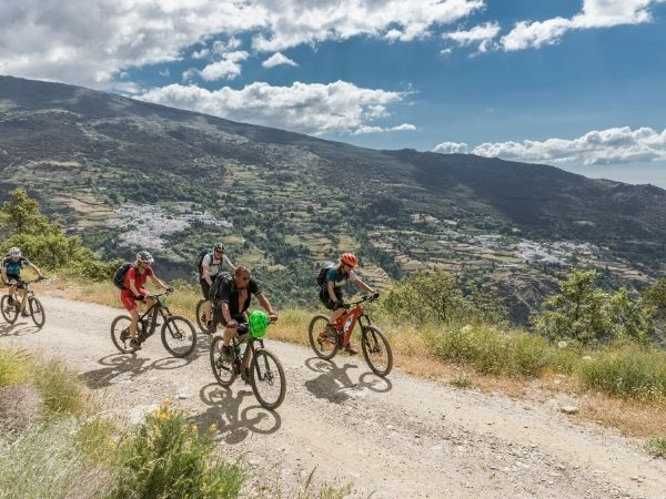 Mountainbiking Spain things to do