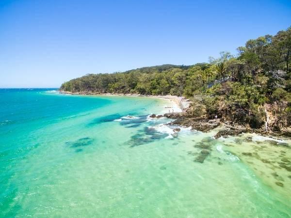Noosa - Cairns to Brisbane
