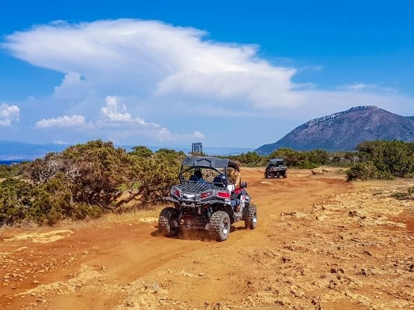Off-Road Buggy Tour - Spain