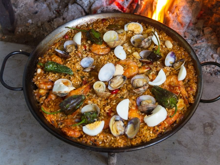 Paella Cooking Class Spain