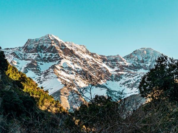 Peak of the Mulhacen Mountain - Hike in Spain