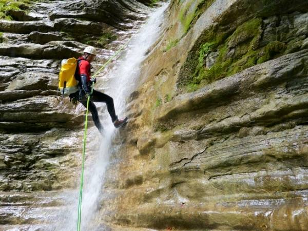 Rio Verde Canyoning - Spain