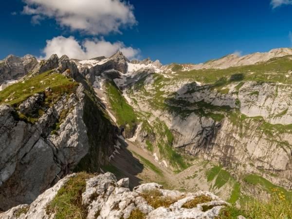 Säntis Mountain