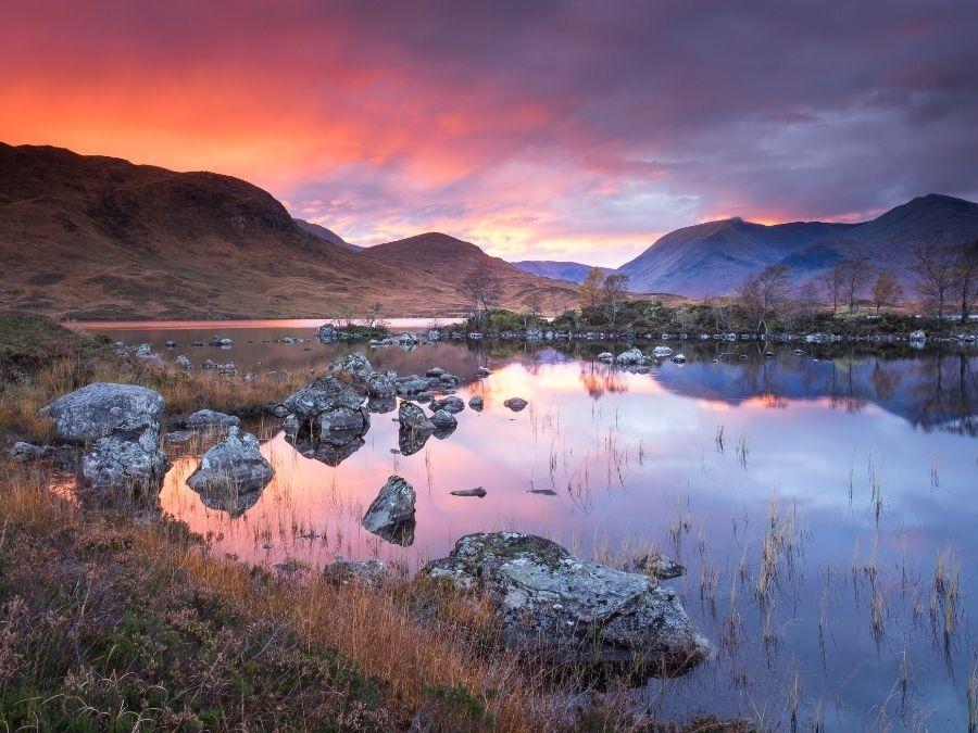 Schotland Wild Camping