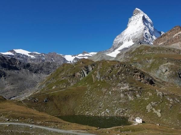 Schwarzsee lake - Zermatt