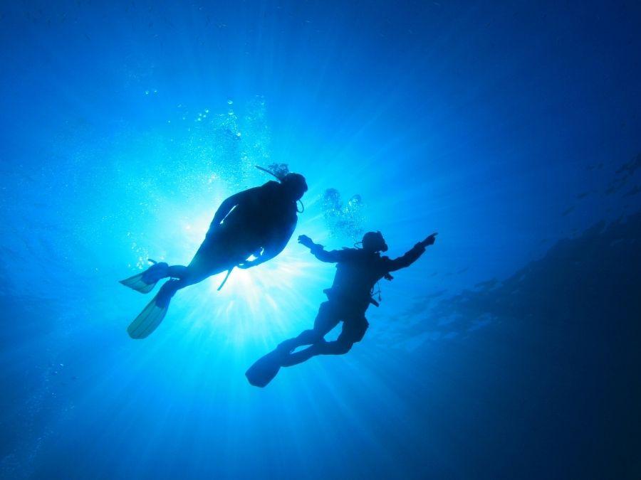 Scuba diving - Spain
