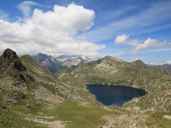 Senderismo en el Alto Pirineo - Hike trail Spain