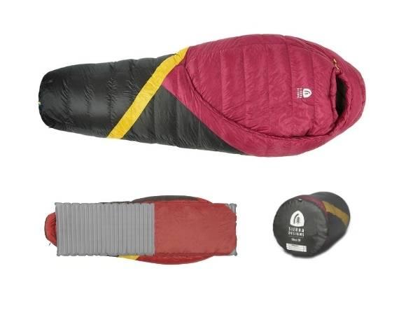 Sierra Designs Cloud 20 sleeping bag
