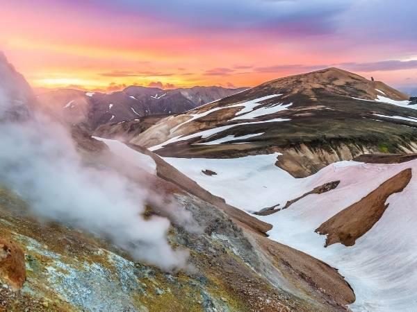 Skalli Iceland Hike