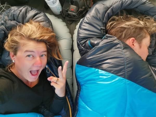 Best women's sleeping bag
