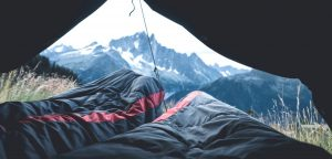 Sleeping bags header