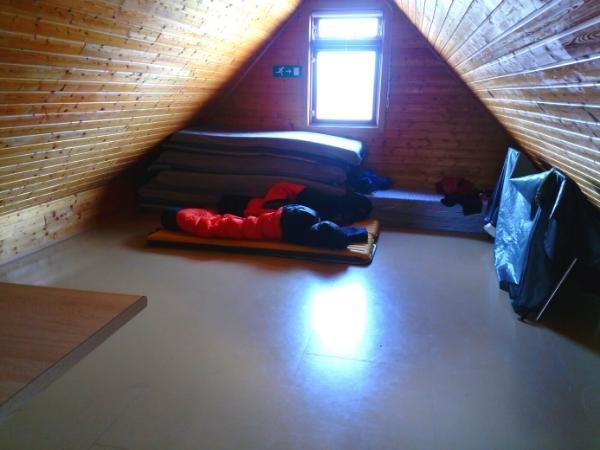 Sleeping mattress Camping