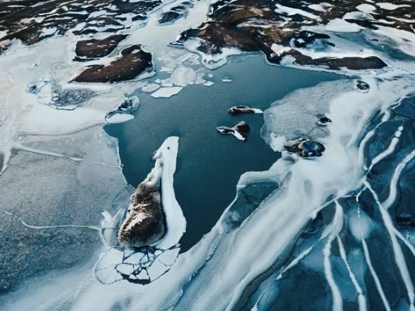 Sólheimajökull Glacier - Hiking Iceland