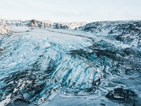 Sólheimajökull Glacier - Iceland Hiking