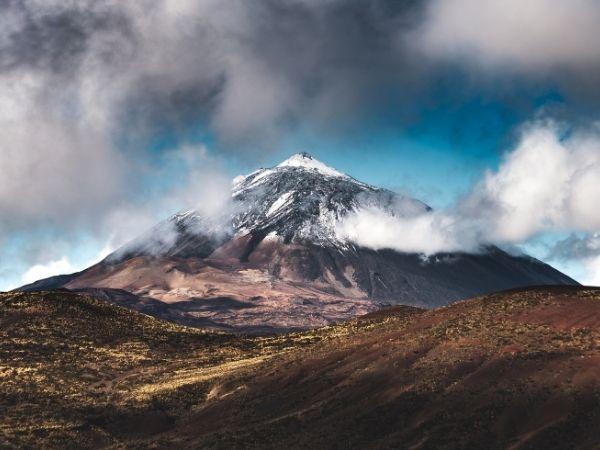 Spain - Peak of Mount Teide